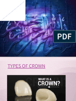 Types of Crown 2018.Pptx