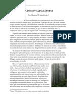 La Influencia del entorno.pdf