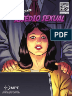 MPT Em Quadrinhos 10 - Assédio Sexual