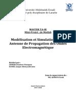 Mini Projet Matlab(1)