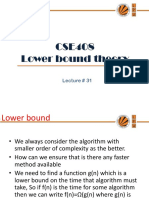 A1989472039_21826_15_2018_Lecture 31(Lower bound theory)