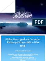 Complete Procedure to Apply on the Semester Exchange Program in USA 2018