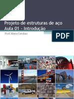 Aço prof. Carolina D'Oliveira