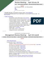 MRM Agenda April 2018-July 18