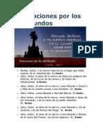 Invocaciones Por Los Moribundos