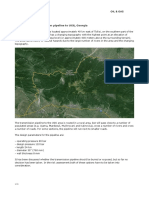 3.2 Transmission Pipeline to UGS (Case-study 2)
