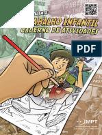 MPT Em Quadrinhos 23 - Trabalho Infantil (Caderno de Atividades)