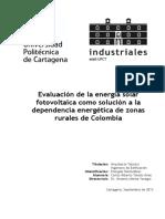 18-2013-Evaluacin de La Energa Solar Fotovoltaica Como Solucin a La Dependencia Energtica de Zonas Rurales de Colombia