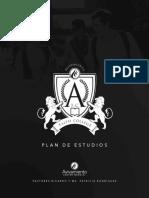 Afc Plan de Estudios