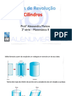 Aula Cilindros - 16 a 20-07