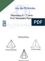 Aula 2 - Pirâmides