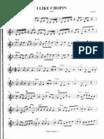 I like Chopin - Gazeboo