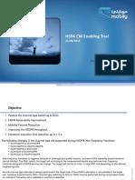 HSDPA CM Activation