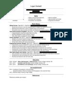 logan hartwell - resume - hidden
