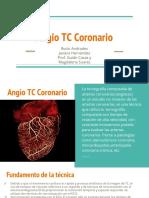 Angio TC Coronario