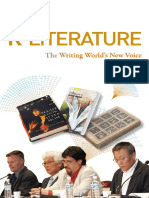 Korean Literature Overview
