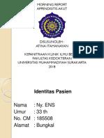 Appendicitis Akut 25 5 2018