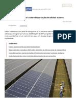 Índia impõe tarifa de 25% sobre importação de células solares.pdf
