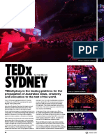TEDxSydney - CX Magazine