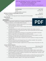 sofia draper resume