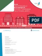 Guia de Uso Responsable de La Energia en Edificios y Viviendas