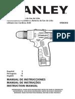 STDC012 Manual