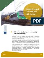 2008 Greening Rail Noise Memo