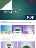 Partes de La Eucaristía
