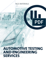 UL Automotive Testing