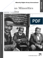Religious Minorities and China