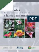 Variedades de Uso Comun Vol I Tigridias y Echeverias