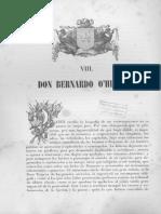 Don Bernardo O´Higgins - Biografía