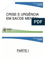 Crise e Urgencia - Paraná