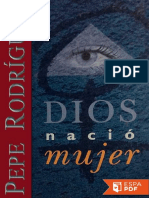 Dios Nacio Mujer - Pepe Rodriguez