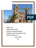 Tacna Partimonio Cultural