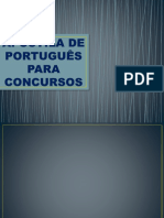 Apostila Português Para Concursos