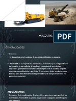 Maquinaria Clase1