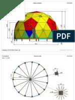 Geosota-free Geodome V3D7 100х50