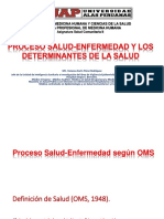 2 Proceso Salud y Enfermedad Determinantes de La Salud