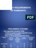 Energy Requirements of Ruminants (2012)