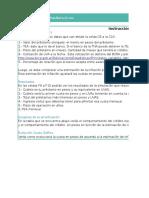 Simulador de Creditos Uva en Excel