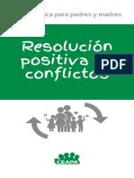 PGP Resolución Positiva de conflictos