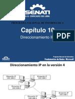 Redes 06 - Direccionamiento IP