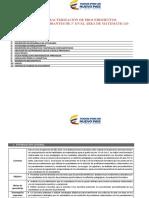 Pr Prea a 123 Pta Caracterización de Procedimientos 20180424