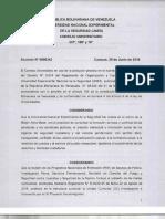 Acuerdo Nº 0342 Reglamento Proyecto Sociointegrador