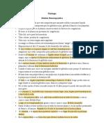 Resumen Fisiologia (Hemato) 1