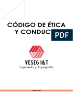 Codigo de Etica 2018