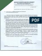 Surat Penghentian Penyaluran Ke Pemda Tahap II