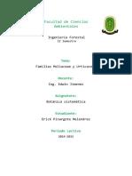 Meliaceae y Urticaceae