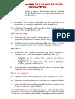 CLASIFICACIÓN DE LOS MATERIALES EDUCATIVOS.pdf